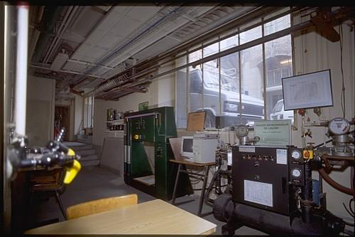 Laboratoire de l'IFFI au Cnam Paris