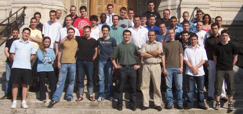 Promotion IFFI 2005-2006